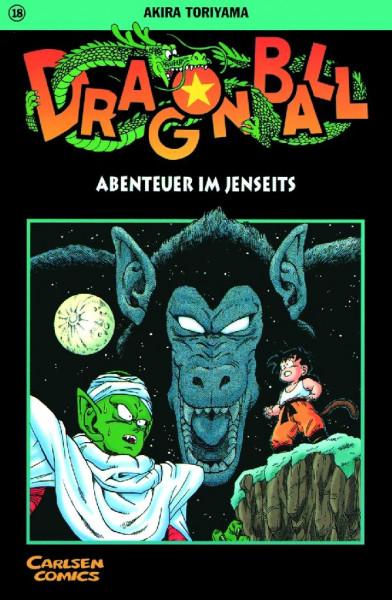 Dragon Ball 18 - Abenteuer im Jenseits