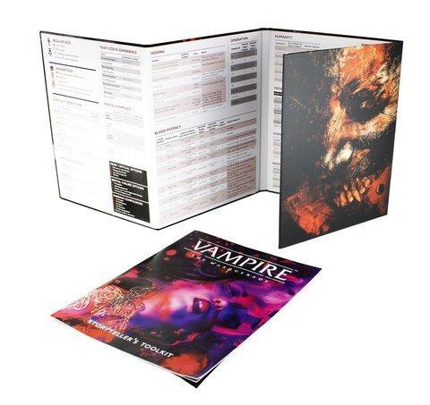 Vampire: The Masquerade 5th Edition: Storyteller Screen