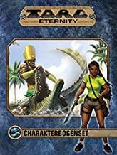 Torg Eternity - Charakterbogen-Set