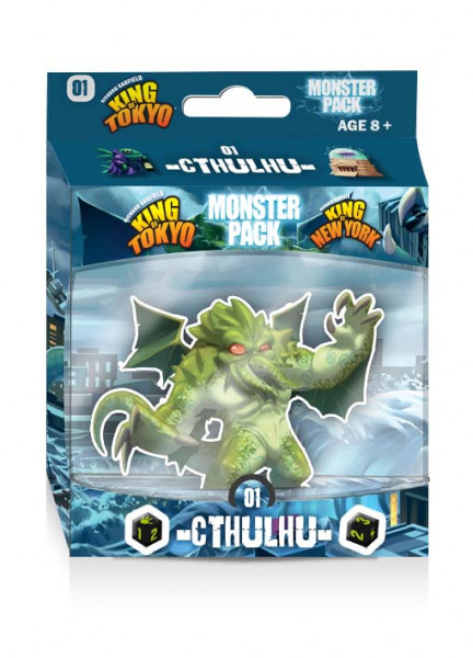 King of Tokio/New York Monster Pack Cthulhu