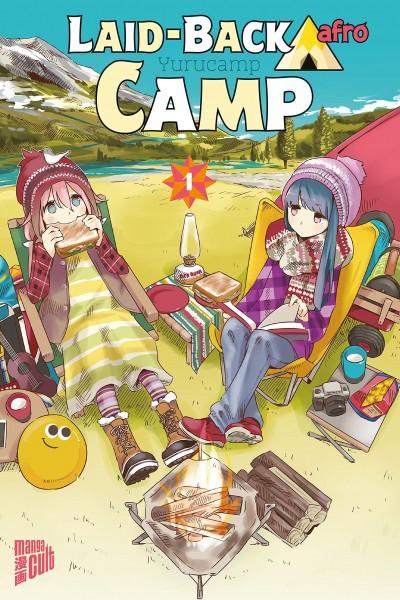 Laid-Back Camp 01