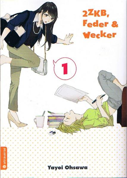 2 ZKB, Feder & Wecker 01