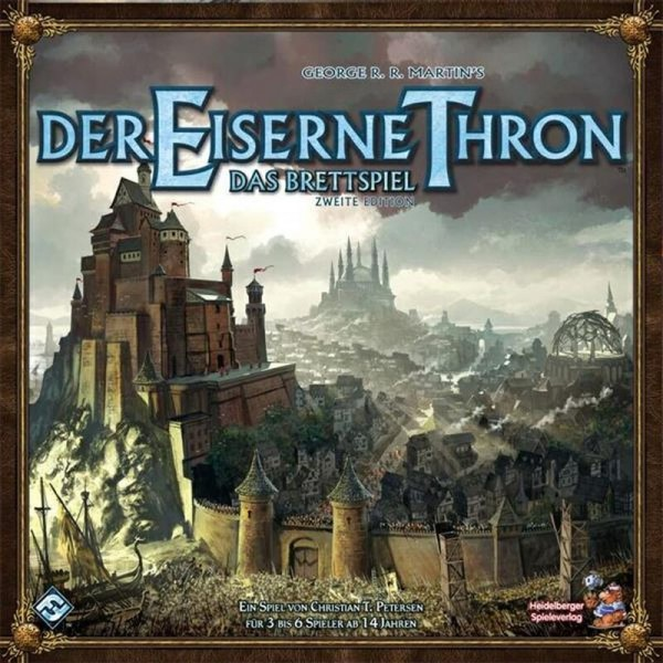 Der Eiserne Thron Grundspiel 2. Edition