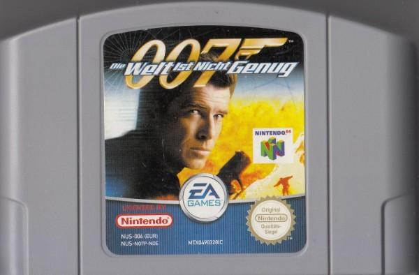 007: Die Welt ist nicht genug MODUL