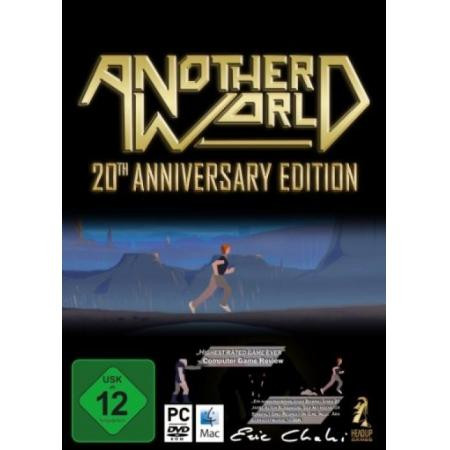 Another World - 20th Anniversary Edition (Windows PC, NEU)