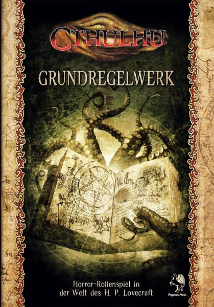 Cthulhu - Grundregelwerk 7te Edition