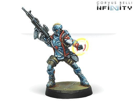 Locust, Clandestine Action Team (Hacker)