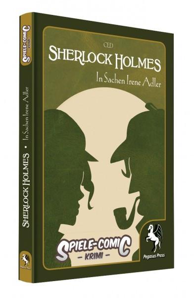 Spiele-Comic Krimi: Sherlock Holmes #3