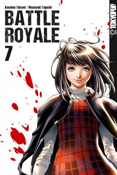Battle Royale Sammelband 07