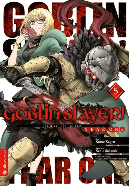 Goblin Slayer Year One 05