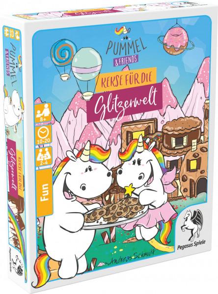 Pummel & Friends - Kekse für die Glitzerwelt
