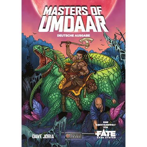 Fate: Masters of Umdaar Kampangnenwelt