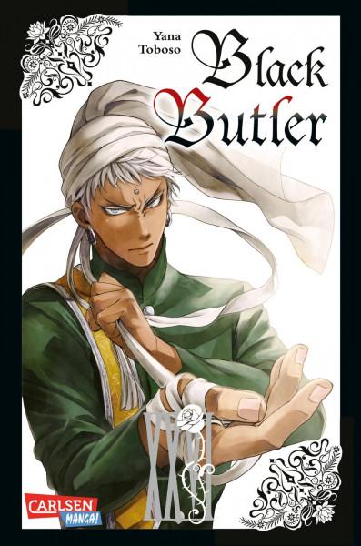 Black Butler 26