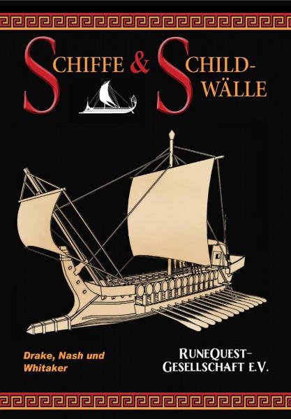 Rune Quest RPG: Schiffe & Schildwälle