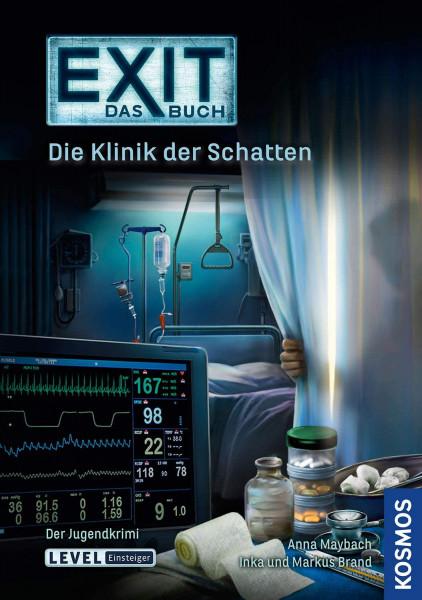 EXIT Buch - Die Klinik der Schatten DE