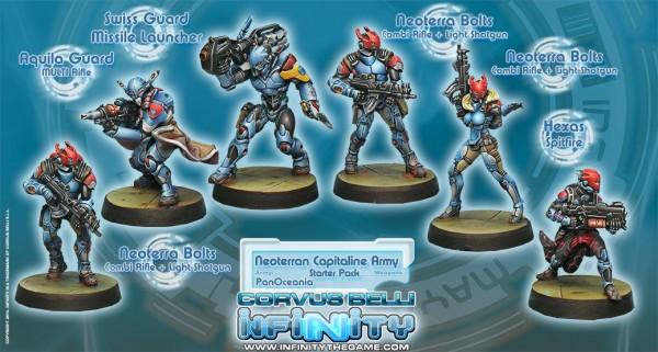 Neoterra Capitaline Army (Pan Ozeania Sector)