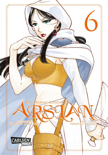 The Heroic Legend of Arslan 06