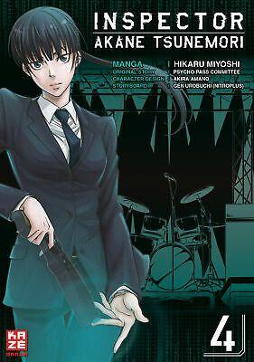 Inspector Akane Tsunemori 04