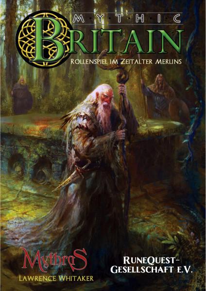 Mythras: Mythic Britain - Rollernspiel im Zeitalter Merlins