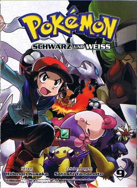 Pokemon – Schwarz und Weiss Band 09