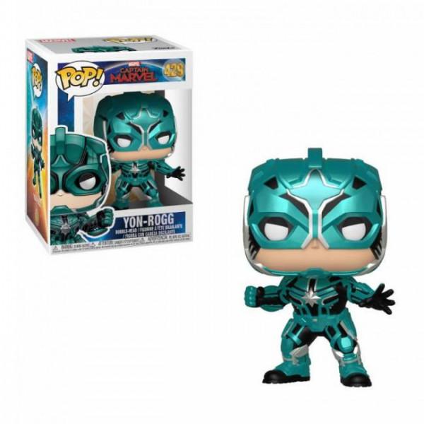POP! - Captain Marvel: Yon-Rogg 9cm