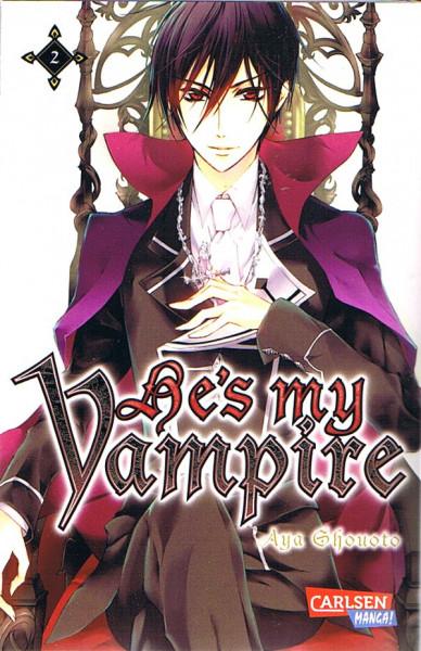 He`s my Vampire 02