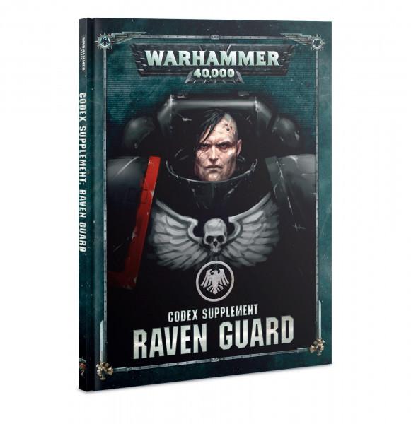 Codex: Raven Guard (Hb) (English) (55-04)