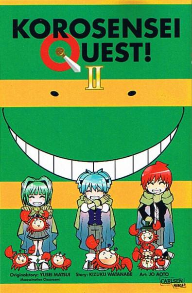 Kurosensei Quest 02