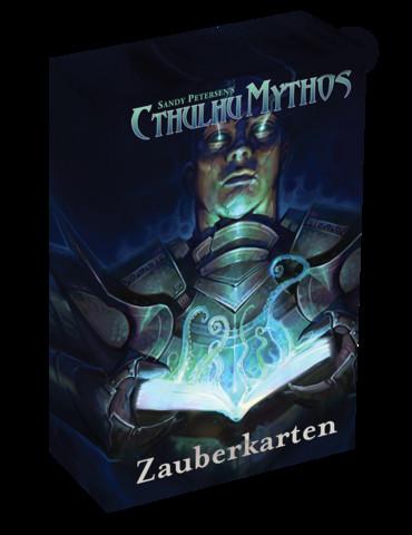 Sandy Petersen´s: Cthulhu Mythos Karten - Zauber