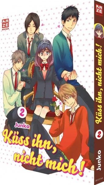 Küss ihn, nicht mich! 02