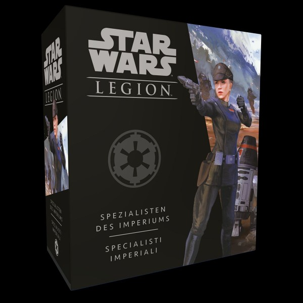 SW Legion: Spezialisten des Imperiums dt./it.