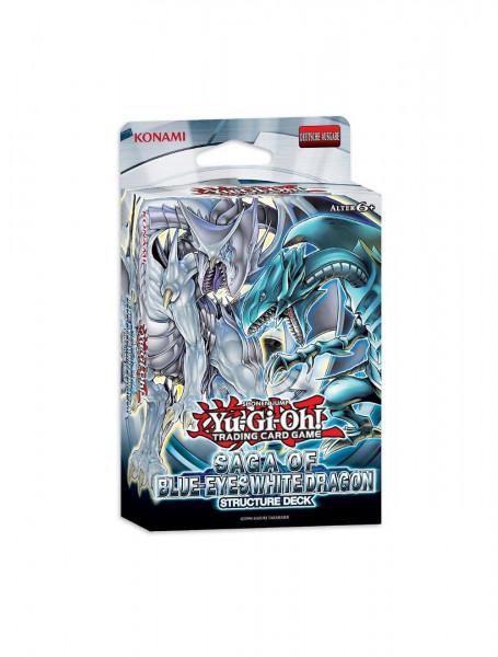 Structure Deck Saga of Blue Eyes White Dragon
