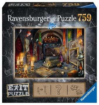 Puzzle Exit 6: Im Vampirschloss