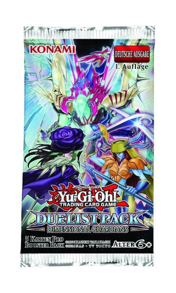 Duelist Pack: Dimensional Guardians de.