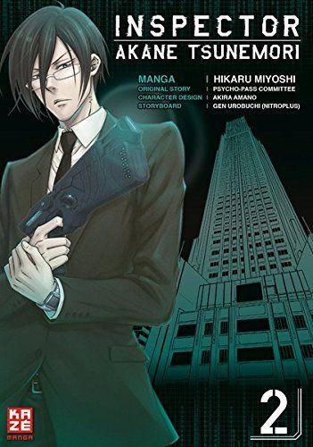 Inspector Akane Tsunemori 02