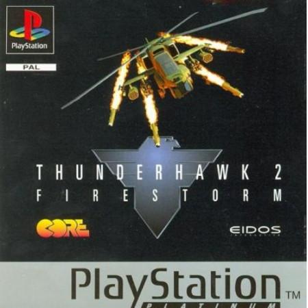 Thunderhawk 2: Firestorm - Platinum