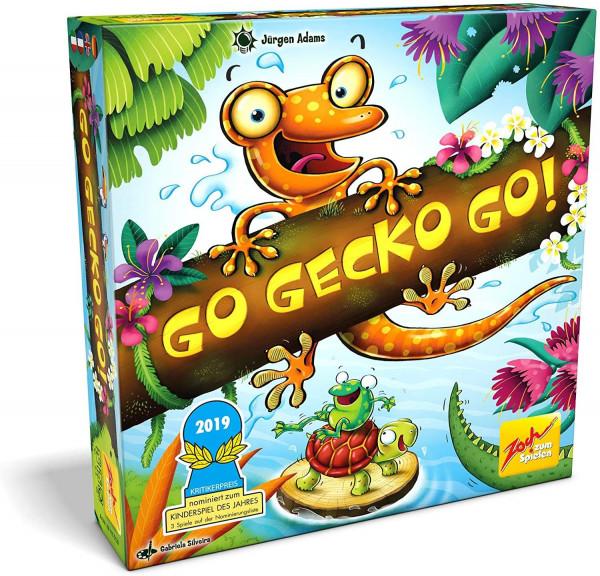 Go Gecko Go!