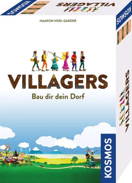 Villagers - Bau dein Dorf
