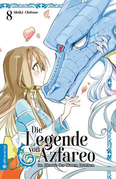 Die Legenden von Azfareo - Im Dienste des blauen Drachen # 08