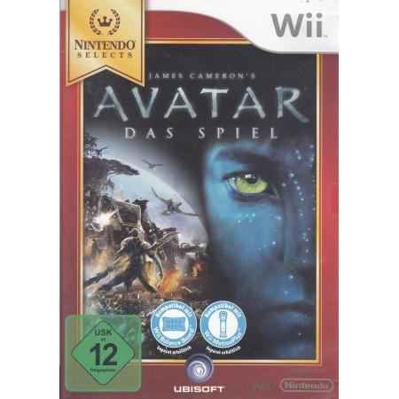 James Camerons Avatar: The Game - Nintendo Selects