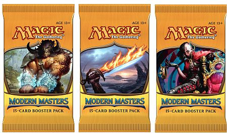 Modern Masters Booster engl.