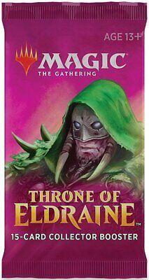 Throne of Eldraine Collectors Booster en.