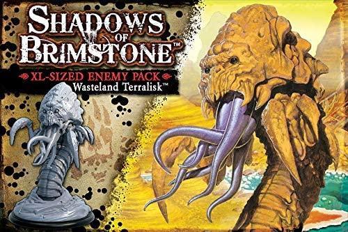 Shadows of Brimstone Wasteland Terralisk XL Enemy Pack