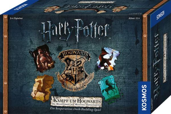 Harry Potter - Kampf um Hogwarts - Die Monster-Box der Monster