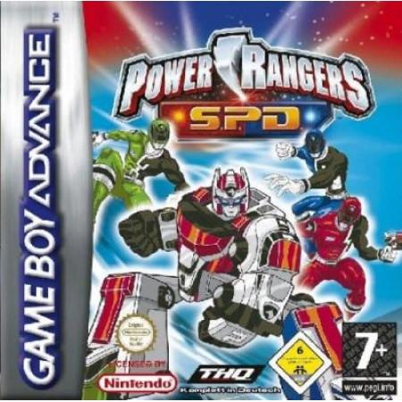 Power Rangers - Space Patrol Delta