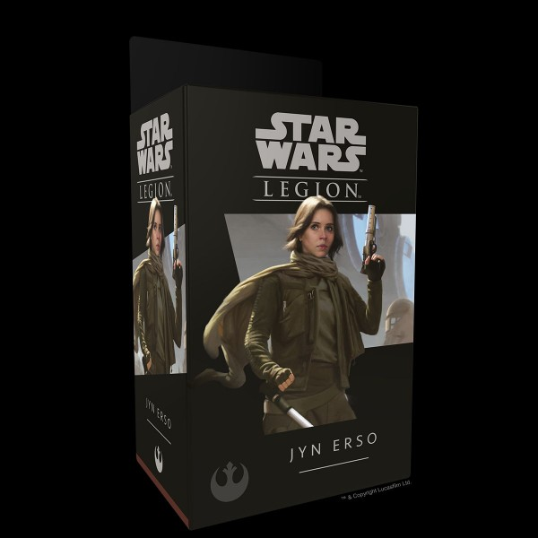 SW Legion: Jyn Erso dt./it.