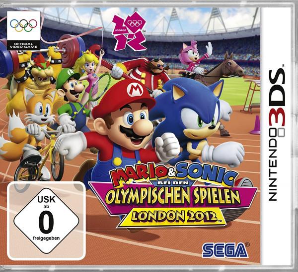 Mario & Sonic bei den Olympischen Spielen: London 2012 **