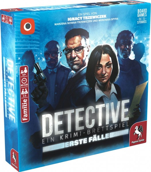 Detective - Erste Fälle