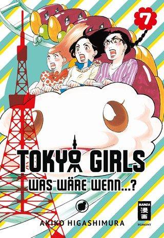 Tokyo Girls - Was wäre wenn...? 07