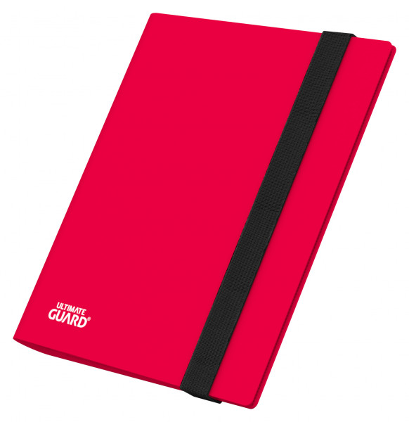 4-Pocket FlexXfolio Red